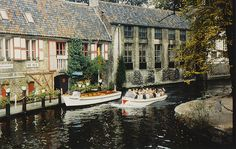 Bruges by MADBAR, via Flickr