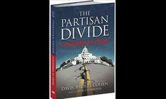 """Meet the authors of """"The Partisan Divide,"""" Martin Frost & Tom Davis on June 10 at the Jimmy Carter Presidential Library and Museum."""