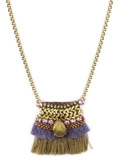 Collier Satellite Rio _AI495 - Colliers - Les bijoux