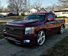 Chevy Silverado Ss, Silverado Single Cab, Single Cab Trucks, Chevy Ss, 2013 Silverado, Silverado 1500, Custom Pickup Trucks, Chevy Pickup Trucks, Gm Trucks