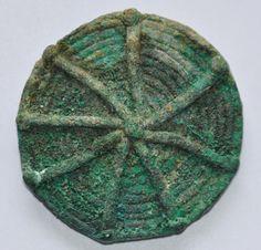 Amlash bronze ring 7, 1st millenium B.C. Private collection