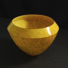 beech, wood, bowl. artist merete larsen