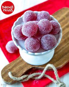 Nenäpäivä-marmeladit Sweet Little Things, Recipe Link, Fruit Recipes, Sweets, Candy, Cookies, Baking, Vegetables, Desserts
