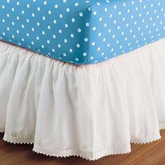 Bohemian Bed Skirt   PBteen