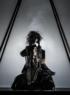 Ruki the gazettE dogma