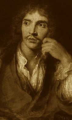 Molière -    French playwright and actor.