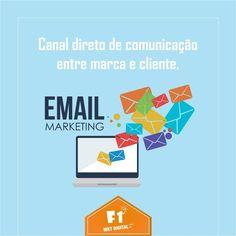 O E-mail Marketing é o meio ideal para chegar de forma direta, rápida, massiva, personalizada e segmentada a milhares de pessoas, além de ser altamente mensurável para melhor analise dos investimentos e estudo de ações.    #MarketingDigital #EmailMarketing    (37) 3016-3133  atendimento@f1mktdigital.com.br  Rua Pernambuco, 2301, Ipiranga - Divinópolis/MG