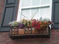 otra jardinera para una ventana