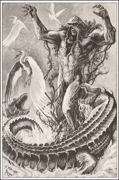 Swamp Thing   John Totleben and Stephen R. Bissette   1986