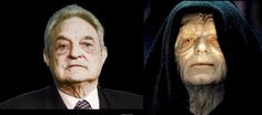 """This is rich. International financier and currency speculator George Soros, an advocate of """"open society,"""" i.e., open borders, who helped foment the invasion of Europe by Muslim """"refugees"""" and """"mig..."""
