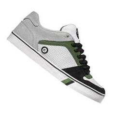 etnies Sheckler 2 Skate Shoes - White/Black/Green The Etnies Sheckler 2 Skate Shoes are available in White/Black/Green. Main features include: Pro model designed and tested by Ryan Sheckler Sheckler signature on tongue and footbed Lower hidden lace http://www.comparestoreprices.co.uk/mens-shoes/etnies-sheckler-2-skate-shoes--white-black-green.asp