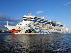 AIDALUNA, type:Passenger (Cruise) Ship, built:2009, GT:69203, http://www.vesselfinder.com/vessels/AIDALUNA-IMO-9334868-MMSI-247255400