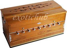Swar Sangeet - Teak Harmonium-9Stops