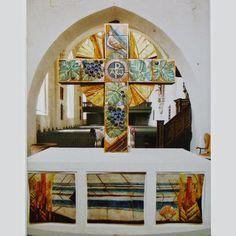 Billedresultat for kors kirkekunst