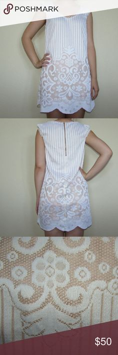 FP New Romantics Speak Easy Shift Dress $$OBOSS CLOSET CLEAR OUT! Taking all offers made using the button, I also give great deals on bundles, just ask! Note: I do not take offers $5 or less. Also I do not trade. Free People Dresses Mini