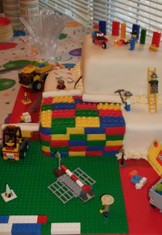Great for a Lego birthday party