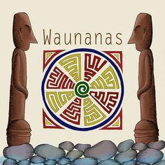 Trabajo basado en la comunidad indígena colombiana Waunanas pertenecientes a la zona del Chocó