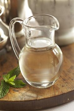 Sugar Syrup for Drinks - dissolves so quickly in cold tea!