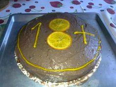 Csokis-narancsos torta 18+ felirattal