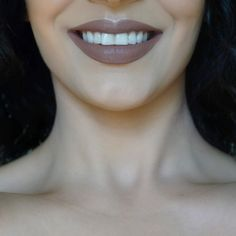 """ABH Matte Lipstick in """"DREAD"""" @heydalface  #abhlipsticks"""