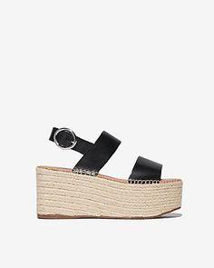Steve Madden Cali Espadrille Platform Sandals