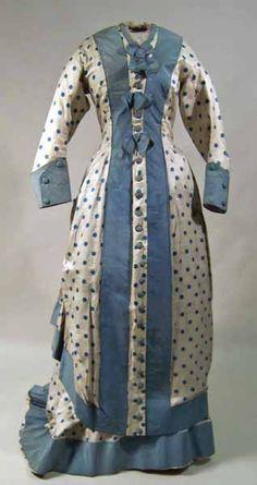 Dress  1876-1878  Manchester City Galleries