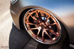 #Rotiform Rims #Copper #Gold