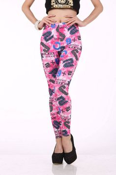 Pink Cotton and Polyester Legging with Printed - Z2503PNK1569-89 #party #leggings @ http://zohraa.com/kurtis/leggings.html #zohraa #onlineshop #womensfashion #womenswear #bollywood #look #diva #party #shopping #online #beautiful #beauty #glam #shoppingonline #styles #stylish #model #fashionista #women #lifestyle #girls #fashion