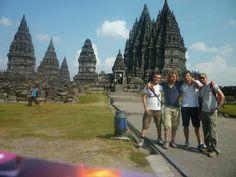 Il sito Induista di Prambanan