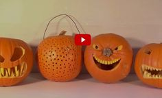 How to carve that Halloween pumpkin