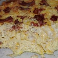 Amish Breakfast Casserole Allrecipes.com