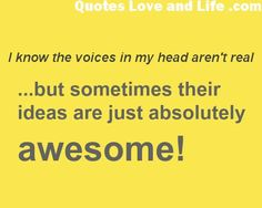 Quotes!!! I love quotes