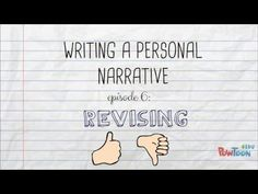 How can I make this Personal Narrative more descriptive?
