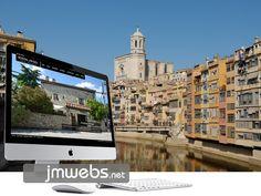 Ofrecemos nuestro servicio de diseño de páginas web en Girona. Diseño web personalizado y a medida. Más información www.jmwebs.net o Teléfono 935160047