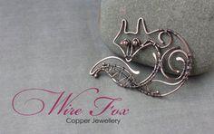 wire fox pin