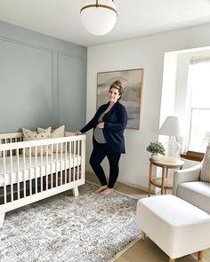 Baby Bedroom, Baby Boy Rooms, Baby Boy Nurseries, Nursery Room, Girl Nursery, Girls Bedroom, Baby Room Neutral, Nursery Neutral, Painted Interior Doors