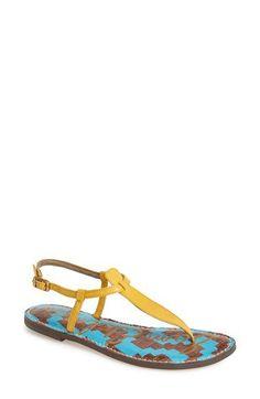 Sam Edelman 'Gigi' Leather Sandal | Nordstrom