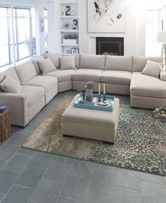 Living Room Sets Macy S radley 4-piece fabric chaise sectional sofa | shops, sectional