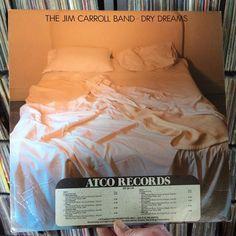 99 cent find of the day #nowspinning The Jim Carroll Band- Dry Dreams (1982 Atco Records promo). #thejimcarrollband #jimcarroll #onmyturntable #vinyl #vinylcollection #vinyligclub #vinyladdict #vinylcollector #vinylporn #vinyljunkie #vinylcommunity #vinylrecords by chrismichalek