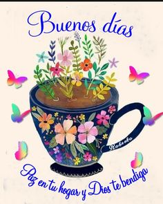 Good Morning Cards, Morning Love Quotes, Good Morning Texts, Morning Greetings Quotes, Good Morning Friends, Good Day Messages, Good Day Wishes, Christmas Jello Shots, Good Morning In Spanish
