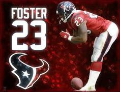 Namaste! with Arian Foster (TEXANS)  I salute the divine in you.