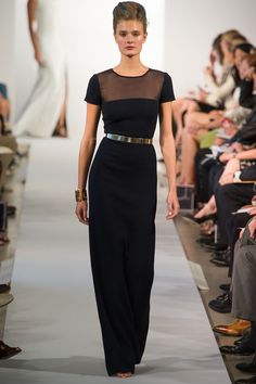 Oscar de la Renta Spring 2013 Ready-to-Wear Collection