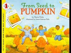 From Seed To Pumpkin - read by Arwen Sharp