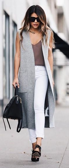 43 Ideas Womens Business Casual Fall Chic For 2019 Glamouröse Outfits, Outfits Mujer, Fall Outfits, Summer Outfits, Casual Chic, Casual Fall, Women's Fashion Dresses, Girl Fashion, Black White