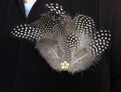 Feather, Jewelry Making, Brooch, Handmade, Quill, Hand Made, Jewellery Making, Feathers, Craft