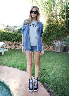 chiara ferragni short jeans1