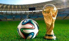 Algunas aplicaciones para seguir la actividad de la Copa del Mundo de Brasil 2014.