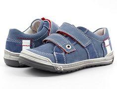 Froddo Blue Shoe for Boys 413065-1 #Shoellino