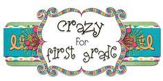 first grade!!