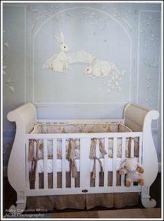 nursery decor | nursery decorating ideas